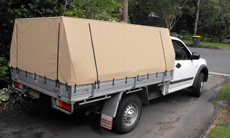 ute covers for single cab ute Colorado